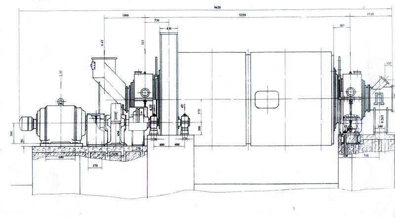 煤磨海螺口结构图